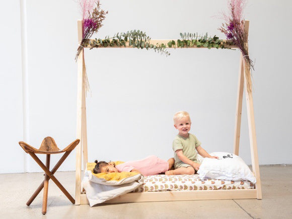 Tommy TeePee bed - Hali and Co