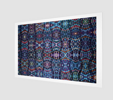 Load image into Gallery viewer, Serpent Matrix Fine Art Paper Print