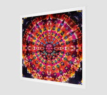 Load image into Gallery viewer, Flaming Gems Fine Art Paper Print