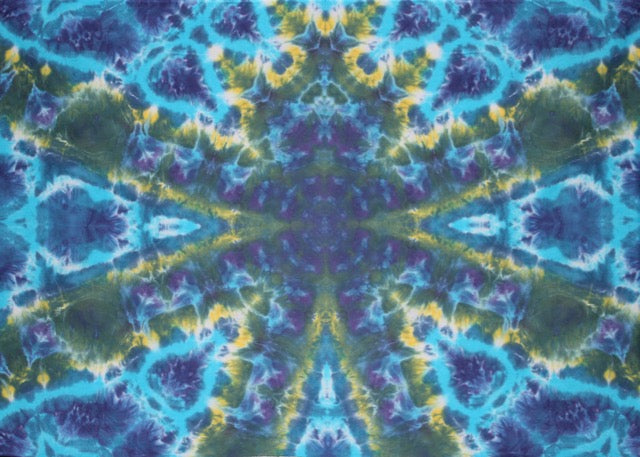 'Dweller from the Deep' Mandala 39