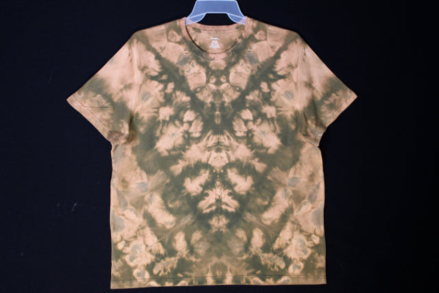 Men's reg, T shirt Sand and Sable Series  XL   #5173