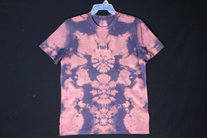 Men's reg. T  Pink Rose.  L  #5788