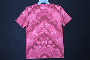 'Rose series soft stretch T. shirt. M. #5933