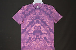 men''s reg. T shirt Med.  #6780  (Amethyst series)