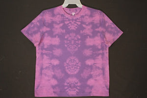 Men's reg. T shirt L.  #6867 (Amethyst series)
