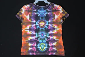 "Women's stretch T shirt Large (39""chest) #7386 Super Scarab Special, Shirt of the week."