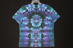 Men's reg. T shirt XL  #7452 Scarab Totem