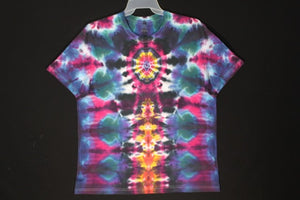 Men's reg T shirt XL  #7453  Scarab Totem
