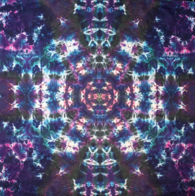 'Facetted Temple'  Mandala 44