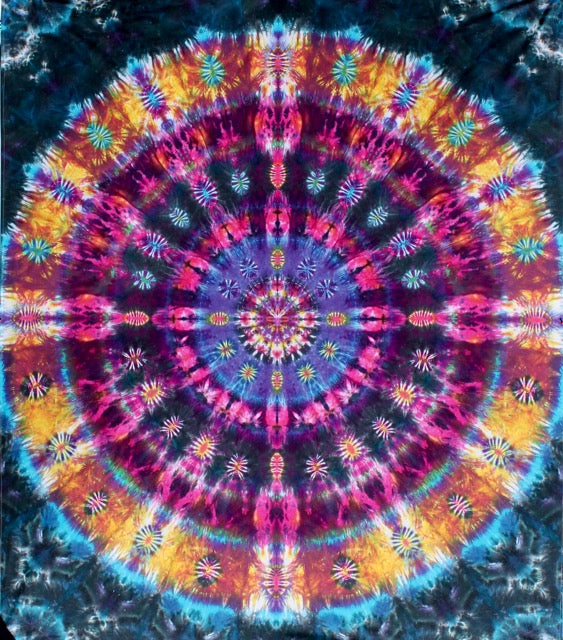'Otherworldly Gaia' Mandala 90