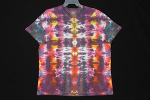 Men's reg. T shirt XXL #8098  Totem design