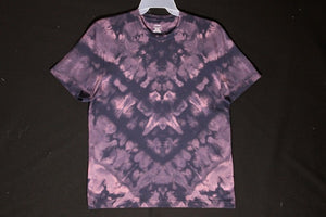 Men's soft stretch quality T shirt Medium  #8224   'Amethyst series' $80