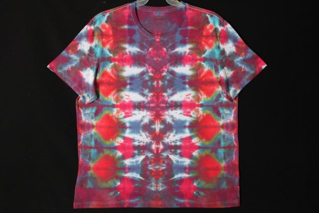 Men's reg. T shirt XXL #8533 Totems design.  $80
