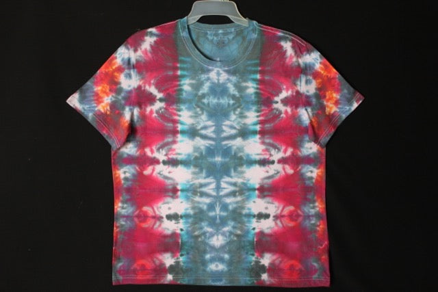 Men's reg. T shirt XXL #8534 Totems design. $80
