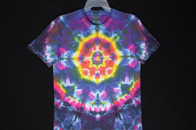Men's reg. T shirt  Medium. # 8567  Classic Mandala design.  $70