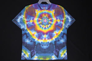 Men's reg. T shirt  XL #8569 XL Classic Mandala design. $ 75