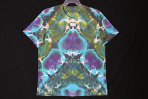 Men's reg. T shirt XL  #8832  Tri Brain design  $75