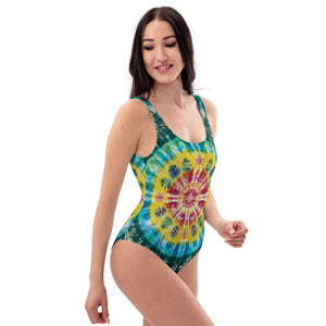 'Sunshine Daydream' One-Piece Swimsuit