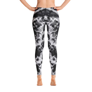 'Winged Serpent' Leggings