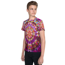Load image into Gallery viewer, Transcendant Orchidaceae' Unisex Youth T-Shirt