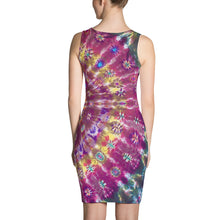 Load image into Gallery viewer, Fall Phantasm' Sublimation Cut & Sew Dress