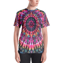 Load image into Gallery viewer, Inside Gaia' Art Print Women's T-shirt