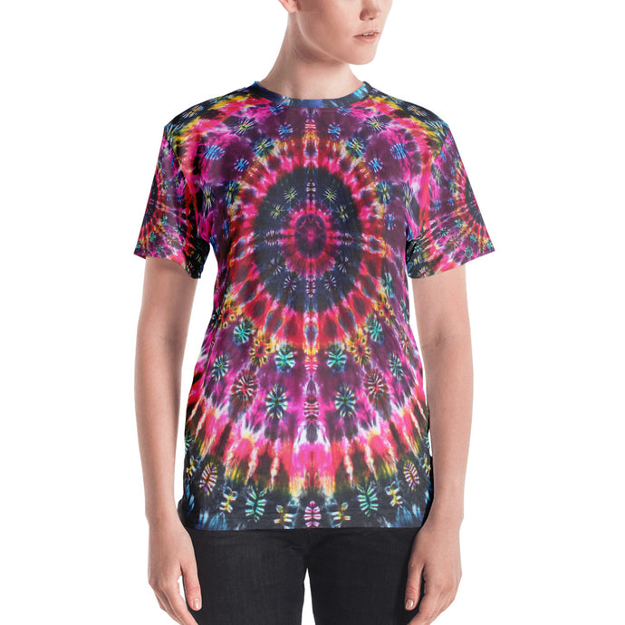 'Inside Gaia' Art Print Women's T-shirt