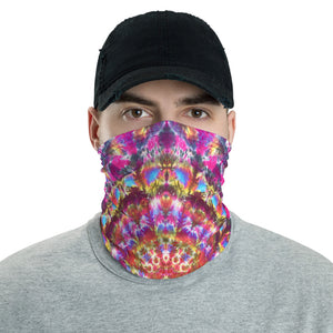 Face Shield - 'Transcendant Orchidaceae'