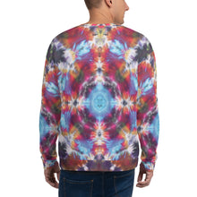 Load image into Gallery viewer, Planet Wreath' Unisex Sweatshirt
