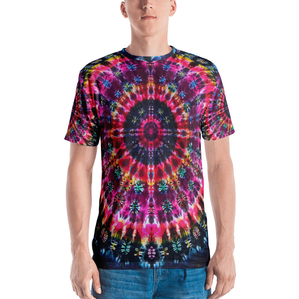 'Inside Gaia' Art Print Men's T-shirt