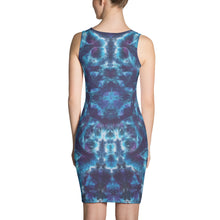 Load image into Gallery viewer, Heavenly Host' Sublimation Cut & Sew Dress