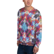 Load image into Gallery viewer, 'Planet Wreath' Unisex Sweatshirt