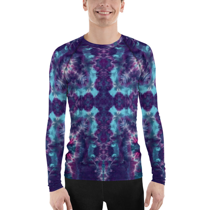 'Sublime Spirit' Men's Rash Guard