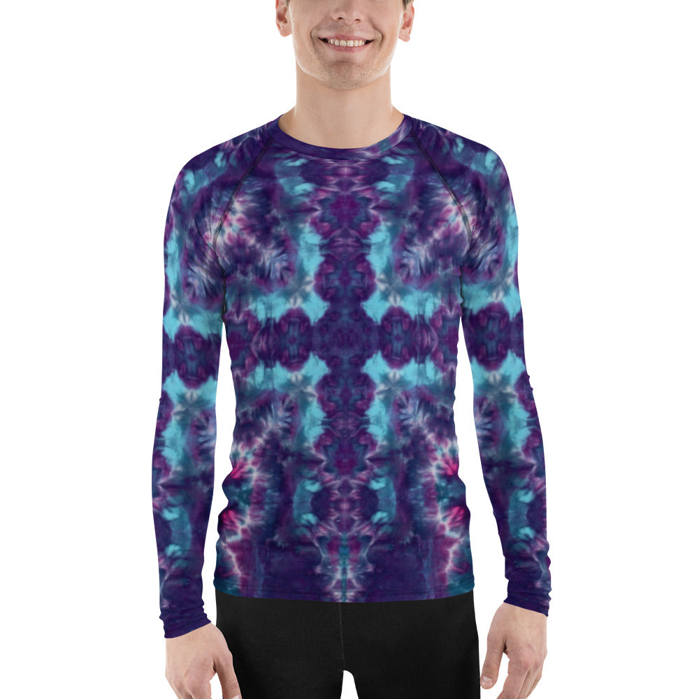 Sublime Spirit' Men's Rash Guard