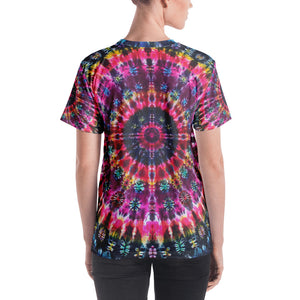 Inside Gaia' Art Print Women's T-shirt