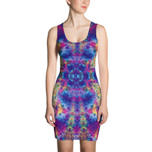 Load image into Gallery viewer, Ruby Timewarp' Sublimation Cut & Sew Dress