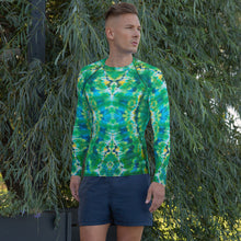 Load image into Gallery viewer, Emerald Isles' Men's Rash Guard
