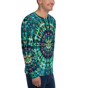 Peacock Throne' Unisex Sweatshirt