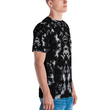 Load image into Gallery viewer, 'Gargoyle Guardian' B&W Men's T-shirt
