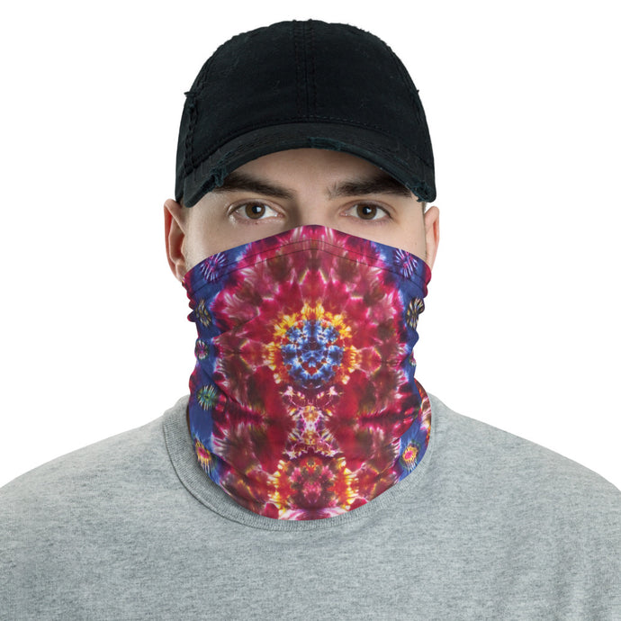 Face Shield - 'Cosmic Portal'