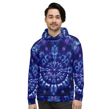Load image into Gallery viewer, 'Purple Heart' Unisex Hoodie