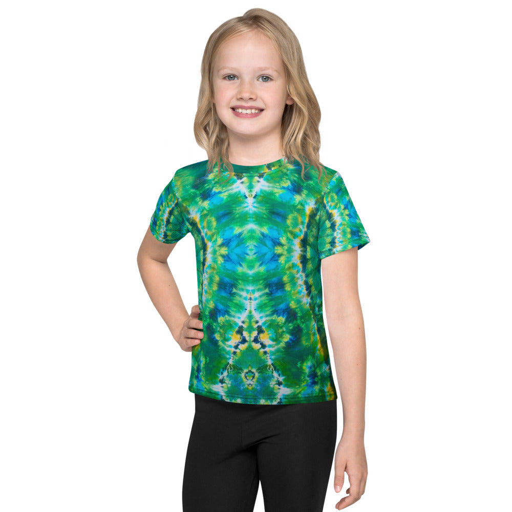 'Emerald Isles' Kids T-Shirt