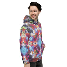 Load image into Gallery viewer, 'Planet Wreath' Unisex Hoodie