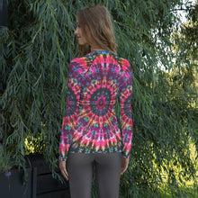 Load image into Gallery viewer, 'Inside Gaia' Women's Rash Guard