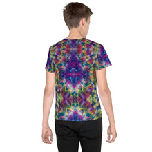 Load image into Gallery viewer, 'Guardian Shield' Youth Unisex T-Shirt