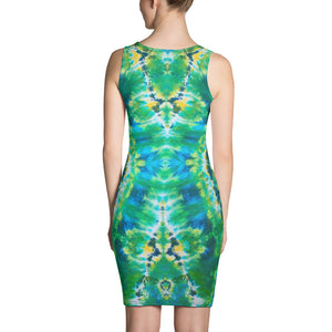 Emerald Isles' Sublimation Cut & Sew Dress