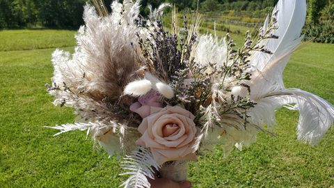 Make a Statement With Your Choice of Wedding Flowers