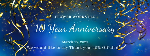 It's Our 10-Year Anniversary!