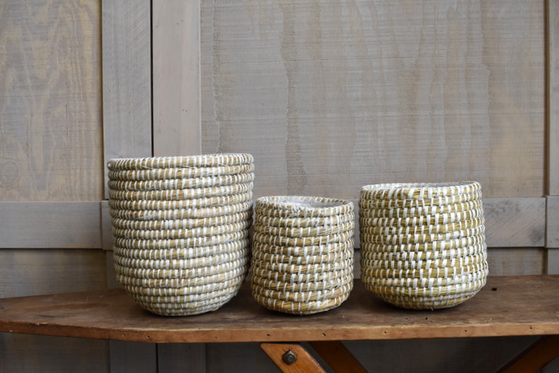 Accent Decor Tejida basket