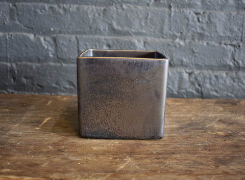 "Accent Decor ""Lara""cube pot cover collection"
